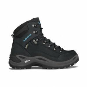 LOWA Outdoor Trekking Schuh RENEGADE GTX MID Ws WIDE NEU