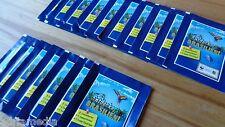 17 Stück Entdecke Brasilien WWF Edeka Sammelkarten Aufkleber Edeka Fußbal 2014