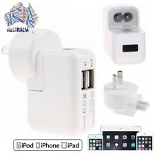 USB Port Wall AC Charger Home Travel for iPhone 7 Plus 6 6s 8 X 5S Airpods iPad