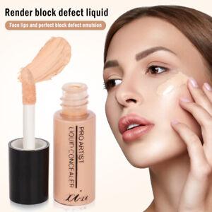 Cosmetics Makeup Face Foundation Cover Dark Eye Blemish Concealer Stick 3.5g