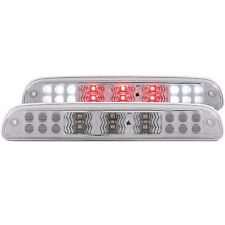 Fits Ford F250 Superduty 2008-2016 Anzo LED Chrome Replacement Third Brake Light