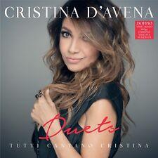 Cristina D'Avena – Duets - Tutti Cantano Cristina ( 2 LP - Album - Limited Ed.)