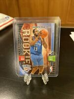 2009-10 Panini Adrenalyn XL JAMES HARDEN Rookie RC - #119 Nets Hot Invest!