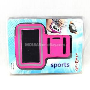 Sports Running Smartphone Armband Mobile Bag For 3.5-5 inch Screen Cell Phone