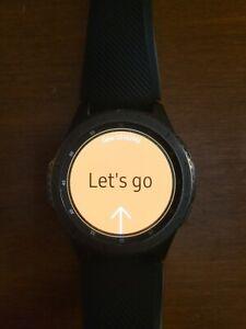 Samsung smart watch s3 frontier sm-r760