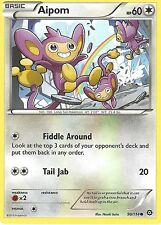 POKEMON XY STEAM SIEGE CARD - AIPOM 90/114