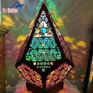 Bohemian Light Polar Star Large Floor Lamp Colorful 3D Projection Night Lamp