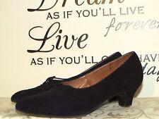 Roger Chestnut Bottier Vivier PARIS TRUE Vintage High Heels Womens Shoes Sz 7 @