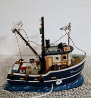 LeMax Thomas E. Leonard Fishing Trawler Carole Towne Collection 2007 Boat Ship
