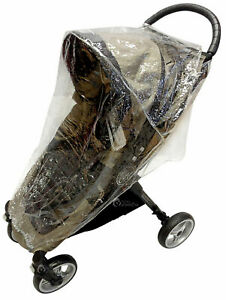 Raincover Compatible with Baby Jogger City Mini