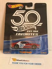 '71 AMC Javelin * 2018 Hot Wheels 50th Favorites w/ Real Riders