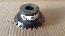 M824 MARTIN MITER GEAR 20 DEGREE PRESSURE ANGLE 3/4 IN. BORE NO KEYWAY.