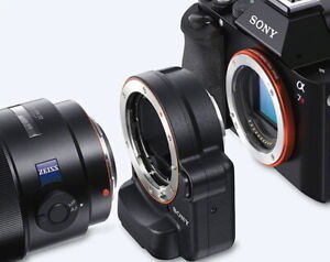 Sony Alpha LA-EA4 Adapter for Attaching A-mount Lenses to E-mount Cameras