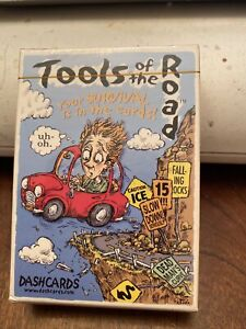Tools of the Road Dashcards Your Survival is in the cards 2004 Downshift