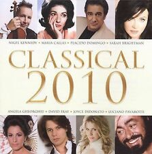 Classical 2010  Audio CD Used - Very Good