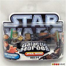 Star Wars Galactic Heroes Luke Skywalker and Speeder Bike