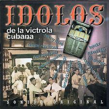 Idolos De La Victrola Cubana : Idolos De La Victorola CD