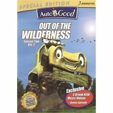 Out of the Wilderness (DVD, 2007) Special Edition Auto B Good With Bonus Episode