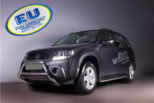 PARE BUFFLE SUZUKI GRAND VITARA  HOMOLOGUE INOX Ø 60mm A- TYPE