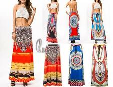 WHOLESALE BULK LOT OF 10 MIXED STYLE Cocktail Party Beach Maxi Skirt dr170-175