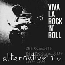 CD de musique en coffret rock 'n' roll