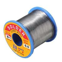 300g 63/37 Tin Lead Solder Iron Wire Roll Rosin Core Soldering 2% Flux Reel Tube