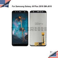 Para Samsung Galaxy J6 Plus 2018 SM-J610 J610G J610F LCD Pantalla Táctil Assembly@US