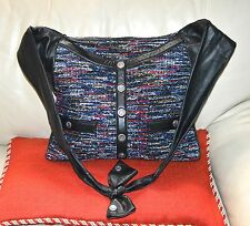 AUTHENTIC, TRULY COOL, TIMELESS CHANEL LARGE CROSS BODY/SHOULDER BAG - EXCELLENT