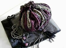 Harry Potter Noble Collection Hermione Granger Beaded Bag Unused & Very Rare!