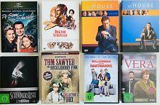 Konvolut DVDs/Blue-ray - Schindlers Liste / Doktor Schiwago / Dr. House