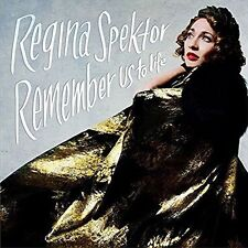 Regina Spektor CD - - Remember Us To Life -- CD New Sealed Wrapped Unopened