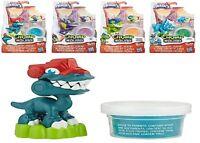Playskool Heroes Chomp Squad Troopersaurus Doc Top Blazeasaurus Wingtip Dinosaur