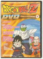 DRAGON BALL Z COLLECTION Vol. 3 DVD Film ITALIANO PAL Abbinamento Editoriale