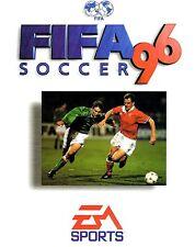 FIFA SOCCER 96 PC-SPIEL EA SPORTS Fussball
