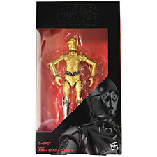 Hasbro Star Wars The Black Series C-3PO Walgreens Exclusive 6-Inch Action Figure