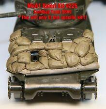 "1/35 Sherman Sandbag Front ""SB9"" - Value Gear - For Italeri M4A1 Kit#225"