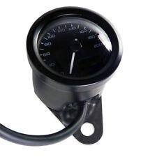 Daytona Motorrad Tacho digital Mini Tachometer schwarz bis 200 kmh E geprüft