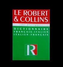 Dictionnaire bilingue Robert et Collins   français-italien italien français