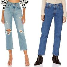 Levi's Women's 501 Denim Jeans Assorted Styles