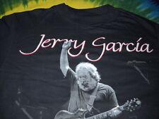 JERRY GARCIA BAND JGB LIVE 1988 CONCERT PHOTO TIGER GUITAR T-SHIRT-MEDIUM-NEW