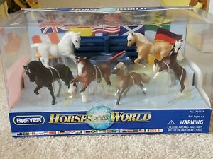 Breyer Stablemates Horses Of The World