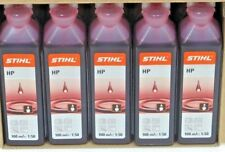 Stihl 2-stroke oil 100ml Bottle / Sachet 1 Shot. Box of 10 07813198401