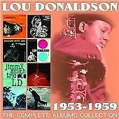 Lou Donaldson - Complete Albums Collection 1953-1959 4 Disc CD Set