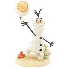 Lenox Disney's Olaf Fun in the Sun Figurine with COA