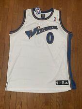 GILBERT ARENAS Washington Wizards Authentic NBA Jersey Adidas Size 52