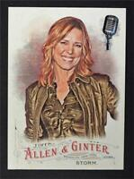 2016 Topps Allen and Ginter #216 Hannah Storm - NM-MT
