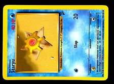POKEMON Base2 N°  95/130 STARYU