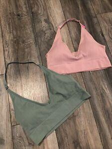 Nwt's 2 Victoria Secret Bralette's size Xl