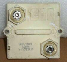 QTY:50, EBG (VISHAY) UXP/300 10RK 10 OHM/10OHM 300W FOIL NON-IND.POWER RESISTOR