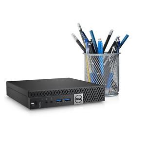 Dell OptiPlex 3050 Micro/Mini (Intel 7th Gen Core i5-7500T, 256GB SSD, 8GB DDR4)